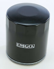 EMGO 2002-2007 Harley-Davidson XL883R 883 Roadster OIL FILTER MICROGLASS 10-8245