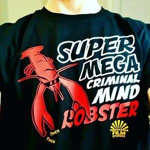 Vic Bob tee tshirt Mortimer Reeves T-shirt funny Criminal Mind Lobster Robster