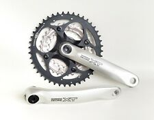 New Unused Shimano XT FC-M751 Mega 9 Crankset 175mm 22-32-44T