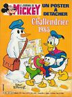 Le Journal de Mickey - Nouvelle Série N°1593 - Janvier 1983 - TBE
