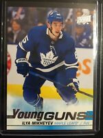 2019-20 Upper Deck Young Guns Ilya Mikheyev #210