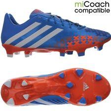 Adidas PREDATOR LZ TRX FG blau orange weiß Nocken Fußballschuhe NEU OVP