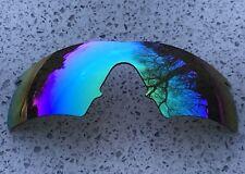 NUOVO Verde specchio di ricambio Oakley M Frame Hybrid Lens + GRATIS Carry Pouch