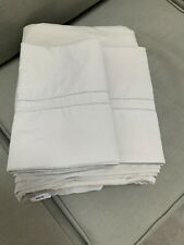 Hotel Collection 800 TC Egyptian Cotton Cal King Extra Deep Sheet Set Mercury
