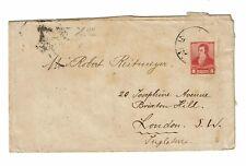 1900 Argentina Postal Card Jockey Club- Architecture Allegory Liberty Seat O
