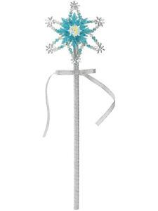 Disney Frozen Snow Queen Elsa Blue and Silver Magic Wand Costume Scepter