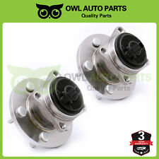 2 Rear Wheel Bearing Hub Assembly for Vibe Matrix Corolla Toyota Pontiac 512403