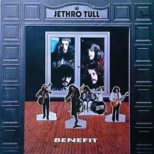 "JETHRO TULL - BENEFIT - CHRYSALIS 1043 - 1970 LP - ""TEACHER, NOTHING TO SAY"""