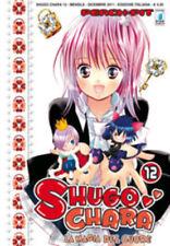 manga STAR COMICS SHUGO CHARA numero 12