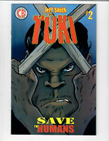 Tuki Save The Humans #2 Oct 2014 Cartoon Comic.#130663D*3