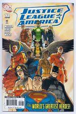 Justice League of America 12 Variant NM+ 9.6 Turner Art