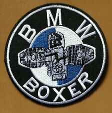 BMW BOXER  Embroidered Patch