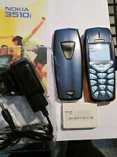 Nokia 3510i  ohne SIMlock Ladeteil  Bedienerheft super o.k. gebr- Art.730/734