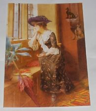 ANTIQUE COLLECTING JANUARY 1988 - PASTORAL ETCHERS OF THE 1920S