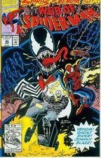 Web of spider-man # 95 (Ghost rider, venom co-star) (états-unis, 1992)