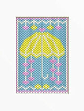 It'S A Shower!~ Beaded Banner Pattern