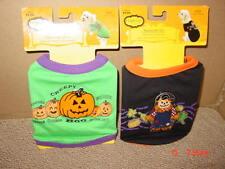 2,New,Dog,Puppy,Costumes,Halloween,NWT,Unused,Size,XXS Scarecrow Pumpkin Pet Fun