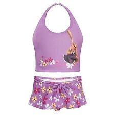 Tangled~Rapunzel~Swim Suit~2 pc with Skirt~Girls 7/8~Nwt~Disney Store~2011