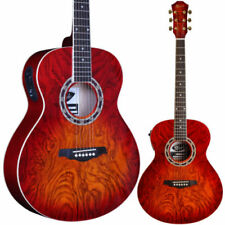 Lindo Electro-Acoustic Guitars with 6 Strings