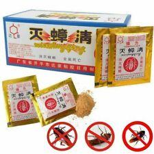 10PCS/Lot Effective Killer Cockroach Powder Bait Special Insecticide Bug Beet…