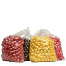 500 Rounds  Basic Training Paintballs - .68 caliber - Color May Vary