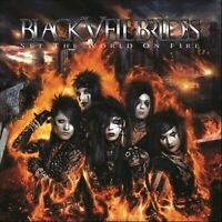 BLACK VEIL BRIDES set the world on fire (CD, album) heavy metal, Glam Rock, 2011