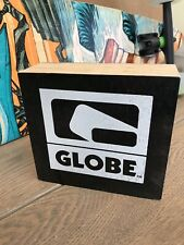 """Globe Skateboards Retail Display Cube Large - Counter Top - 6"""" x 6"""""""
