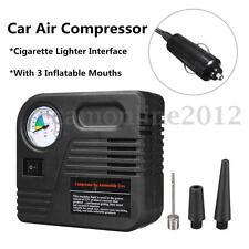 12V 150PSI Car Lighter Auto Electric Pump Air Compressor Tyre Tire Inflator