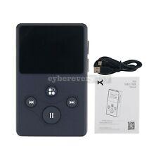 "Xduoo High Fidelity Music Player MP3 Hifi 0.96"" OLED DSD128 PCM 24Bit 192KHz"