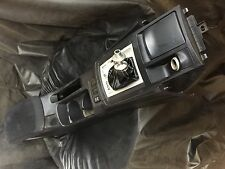 2008 MITSUBISHI LANCER EVOLUTION X MR OEM CENTER CONSOLE with AT Shift switch