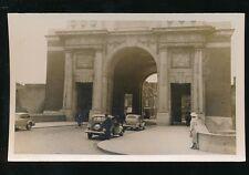 Belgium YPRES Menin Gate 1938 RP PPC