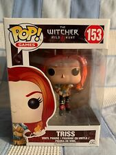Funko Pop Vinyl! The Witcher - Triss Merigold #153 Vaulted