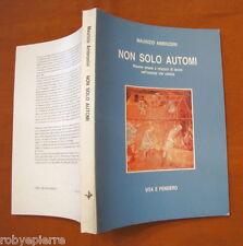 Non solo automi Maurizio Ambrosini Vita e pensiero 1989 Risorse umane pag. 225