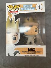 Funko Pop Max Where The Wild Things Are #1