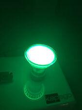 LED Lampe MR-16 GU-10 Grün 18 LED´s