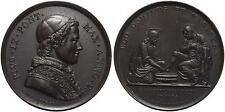 02551] MEDAGLIA PAPA PIO IX 1851 ANNO V _ lavanda dei piedi del Giovedì Santo