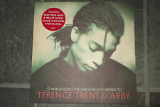 TERENCE TRENT D'ARBY INTRODUCING THE HARDLINE ACCORDING TO LP NEAR MINT UK PRESS