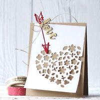 Flowers Cutting Dies Scrapbooking Embossing Card Making Paper Craft Die  TFS