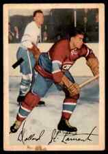 1953-54 PARKHURST DOLLAR ST. LAURENT MONTREAL CANADIENS #23