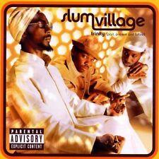 Slum Village - Trinity (Past, Present and Future) [PA] (CD, 2002) Album