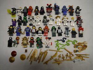 LEGO Bulk Minifigure Lot of 15 100/% Genuine Lego Figures Excellent Condition USED
