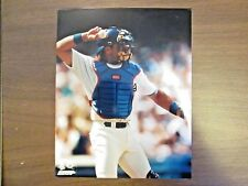 Glossy 8x10 Photos Mike Piazza Los Angeles Dodgers