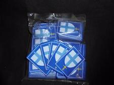Wholesale 200 x Military/Army White Shield Division Cloth Badges
