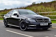 2012 (62) Mercedes Benz C Class 6.3 C63 AMG MCT Coupe Auto Facelift