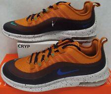 RARE SAMPLE New Mens 9 NIKE Air Max Axis Premium Monarch Royal Shoes AA2148-800