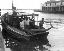 Ernest Hemingway Fishing Boat Marlin 8x10 Photo 008