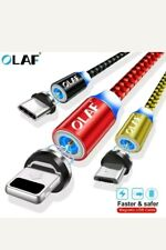 Charging Charger Usb magnetic adaptor Cable For Apple iPhone 5 6 7 8 X XR XS XM