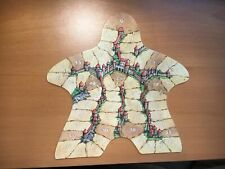 RARE Carcassonne Meeple Shaped 10th Anniversary Score Board Used