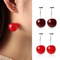 Cherry Ohrringe Fruchtstäbchen (Früchtestud) Senken der Schalldämpfer Schmuck