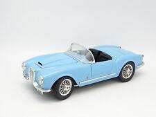 Burago 1/18 - Lancia Aurelia B24 Spider 1955 Bleue